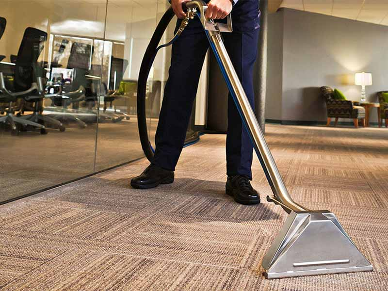 How often does your commercial carpet need to be cleaned?